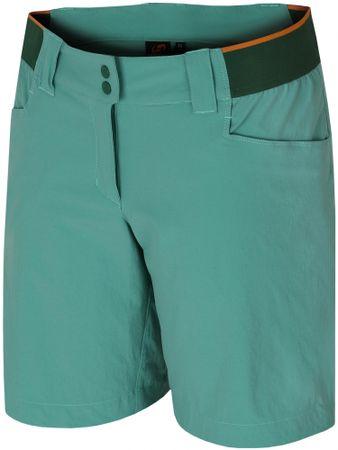 Hannah ženske kratke hlače Linn, 36, zelene