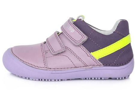 D-D-step buty dziewczęce barefoot 063-293B 34 różowe