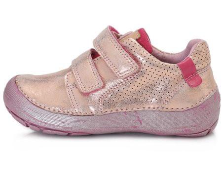 D-D-step 023-810B cipele za djevojke, 25, roza