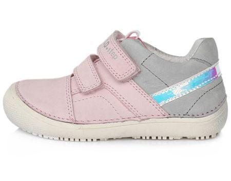 D-D-step Lány barefoot cipő 063-293C, 32, rózsaszín
