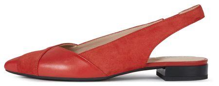 Geox sandały damskie Charyssa D029BA 021TU 36 czerwone