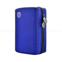 One80 Púzdro na šípky Double D-Box modré