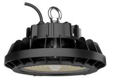 IdeaLED LED průmyslové svítidlo HB E-STAR 150W, černé tělo, záruka 5 let, 60°/5000K