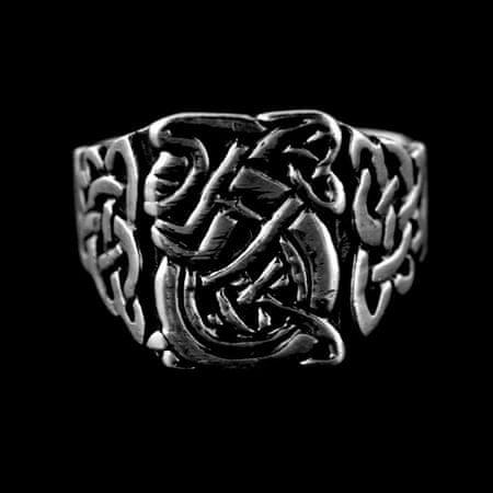 Amiatex Ezüst gyűrű 61637, 66