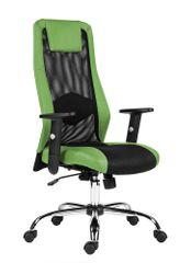 Antares Kancelárska stolička Sander zelená