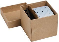 Jack&Jones Darčeková sada JACCONNOR TIE BOX Cashmere Blue Mini