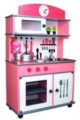 Derrson Dřevěná kuchyňka XL Roma