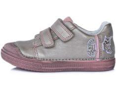 D-D-step buty dziewczęce wiosenne 049-917C