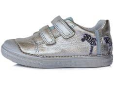 D-D-step Dívčí jarní obuv 049-917D