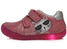 D-D-step 050-17C svjetleće cipele za djevojčice