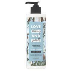 Love Beauty & Planet Tělo vé mlieko s kokosovou vodou a kvety mimózy (Luscious Hydration Body Lotion)