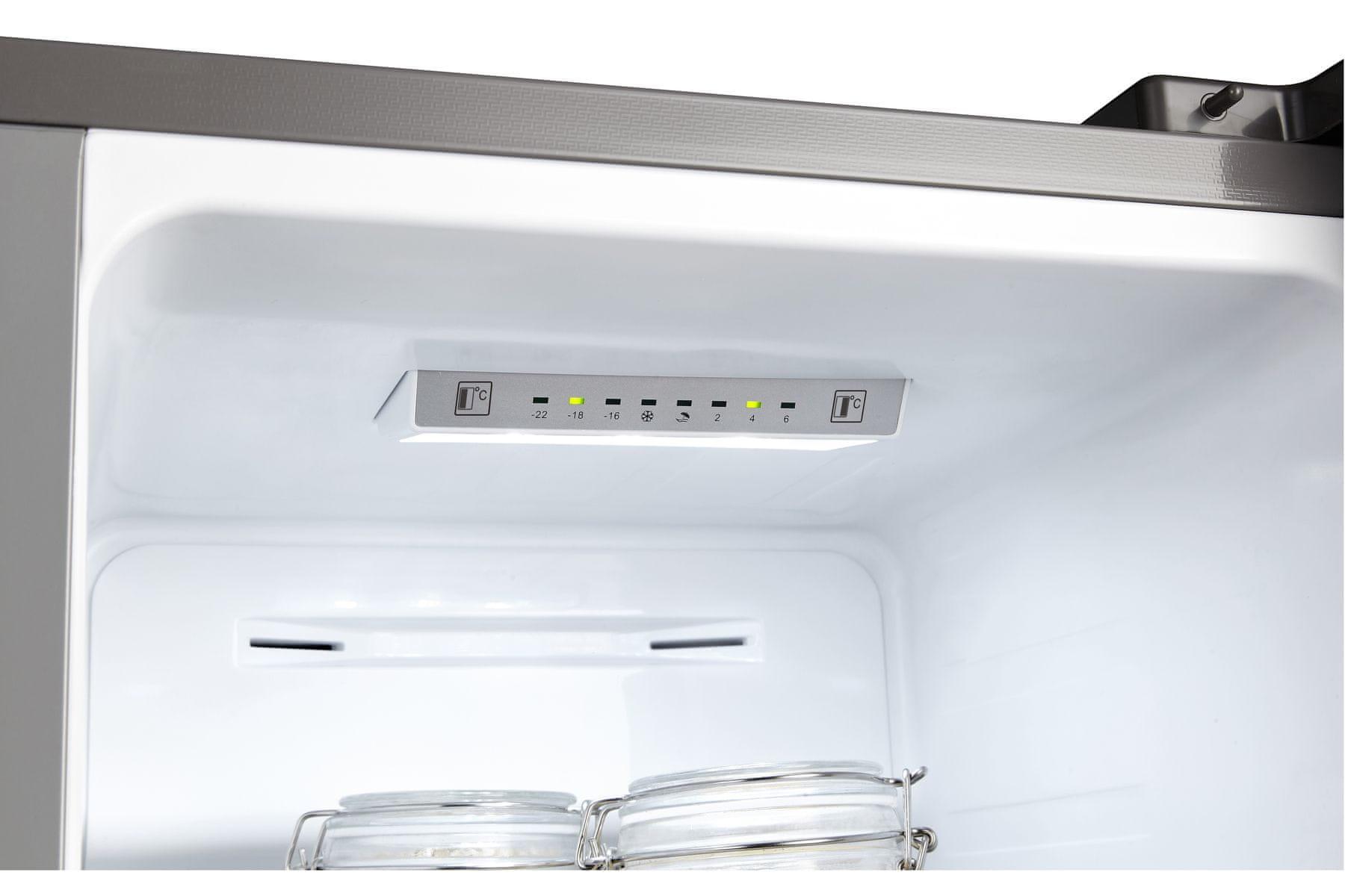 Hisense RS560N4AD1 Elektronické ovládání