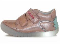 D-D-step Dívčí svítící obuv 050-18A