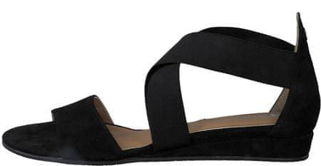 Tamaris sandały damskie 28138 36 czarne