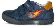 D-D-step buty świecące chłopięce 050-16