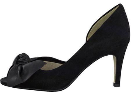 Tamaris 29300 ženski čevlji s peto, črni, 36