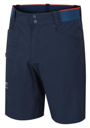 Hannah Nairi moške kratke hlače, modre, L