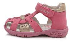 D-D-step Dívčí jarní obuv AC290-119