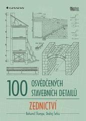 Bohumil Štumpa: 100 osvědčených stavebních detailů Zednictví