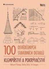 Bohumil Štumpa: 100 osvědčených stavebních detailů Klempířství a pokrývačství