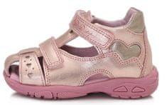 D-D-step Dívčí letní obuv AC290-497