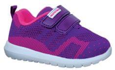Protetika dievčenské topánky LUGO fuxia