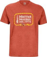 Marmot pánske tričko Ascender Tee SS (41480)