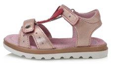 D-D-step sandały dziewczęce AC63-197A
