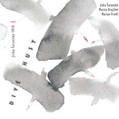 Šuranská Jitka Trio: Divé husy - CD