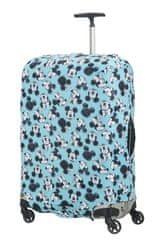 Samsonite Obal na kufr L Mickey/Minnie Red