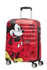 American Tourister AT Dětský kufr Wavebreaker Disney Spinner 55/20 Cabin