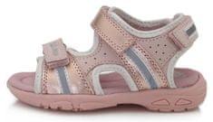 D-D-step sandały dziewczęce AC290-495