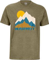 Marmot pánske tričko Tower Tee SS (41850-4480)