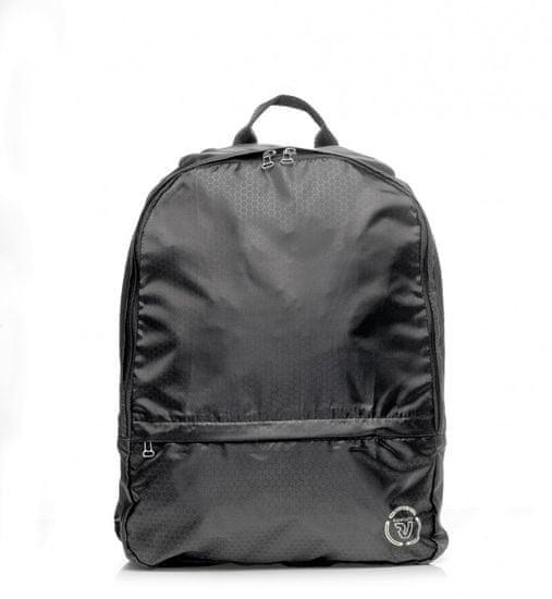 Roncato Skládací cestovní batoh Black