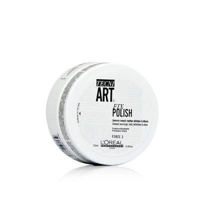 Loreal Professionnel Tecni.Art Fix lengyel viaszgél (Compact Wax in Gel) gélben (Compact Wax in Gel) 75 ml