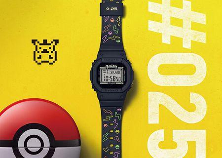 Casio Baby G Pokemon BGD 560PKC 1ER