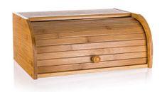 Banquet drvena posuda za kruh Brillante, 40 × 27 × 16 cm