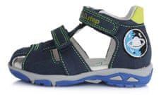 D-D-step sandały chłopięce AC290-395