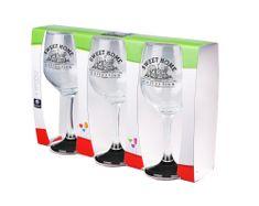 GLASMARK Pohár na víno 300ml - sada 3ks-G57C0562-0300-7134-25
