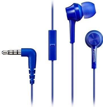 Panasonic Slušalke RP-TCM115E, modre
