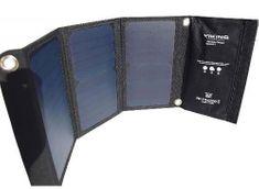 Viking Viking Solární panel S-2, 18 W VSP18W, černá
