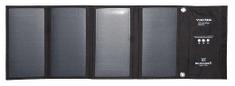Viking Viking Solární panel S-3, 25 W VSP25W, černá