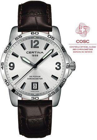 Certina DS Podium Chronometer C034.451.16.037.00