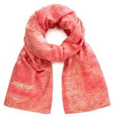 Desigual Dámský šátek Foul Galaxy Pink 20SAWA44 3069