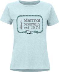 Marmot dámské tričko Ascender Tee SS (46490)