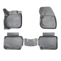 Norm Gumové koberce se zvýšeným okrajem Ford Mondeo 2015 / Fusion 2012 4ks