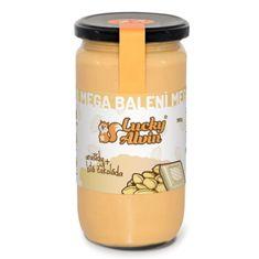 Lucky Alvin Arašídové máslo ochucené 750g
