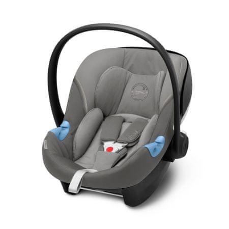 Cybex otroški dječja autosjedalicaAton M i-Size Soho Grey 2021