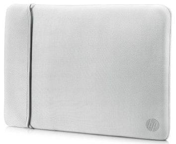 HP ovitek za prenosni računalnik Reversible Sleeve 2UF61AA, 35,56 cm/14″, črna/srebrna