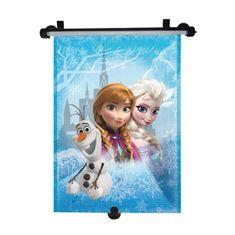 Kaufmann Slnečná roleta do auta Disney Frozen Modrá